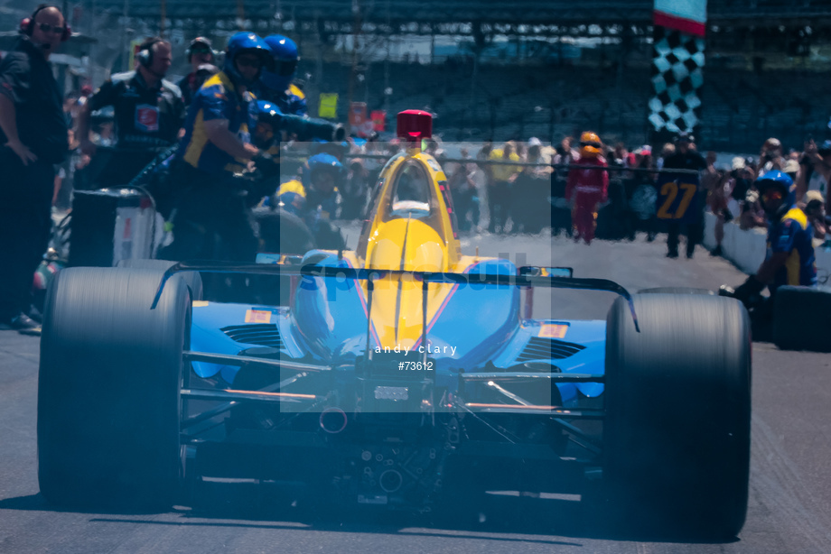 Spacesuit Collections Image ID 73612, Andy Clary, Indianapolis 500, United States, 25/05/2018 14:32:29