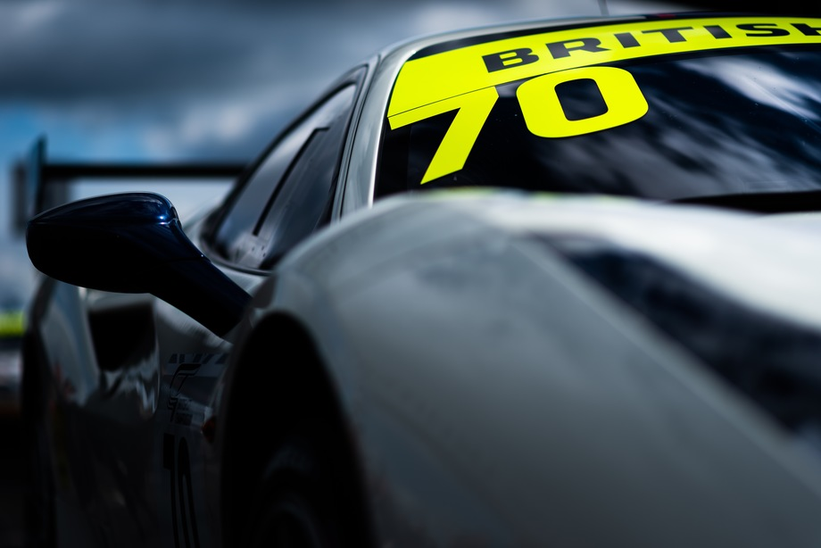 British GT: Donington 2018 Collection Cover Photo