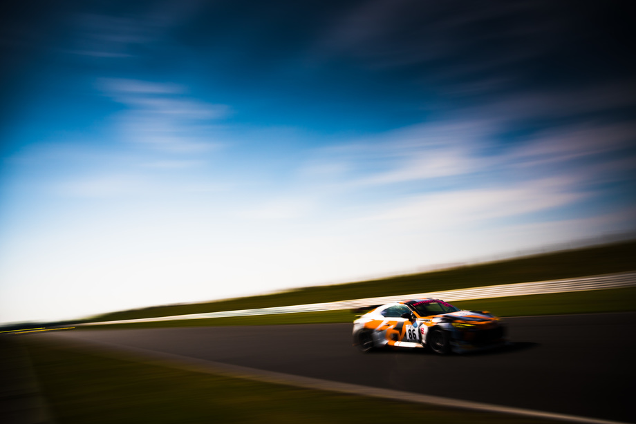 British GT: Snetterton 2018 Collection Cover Photo