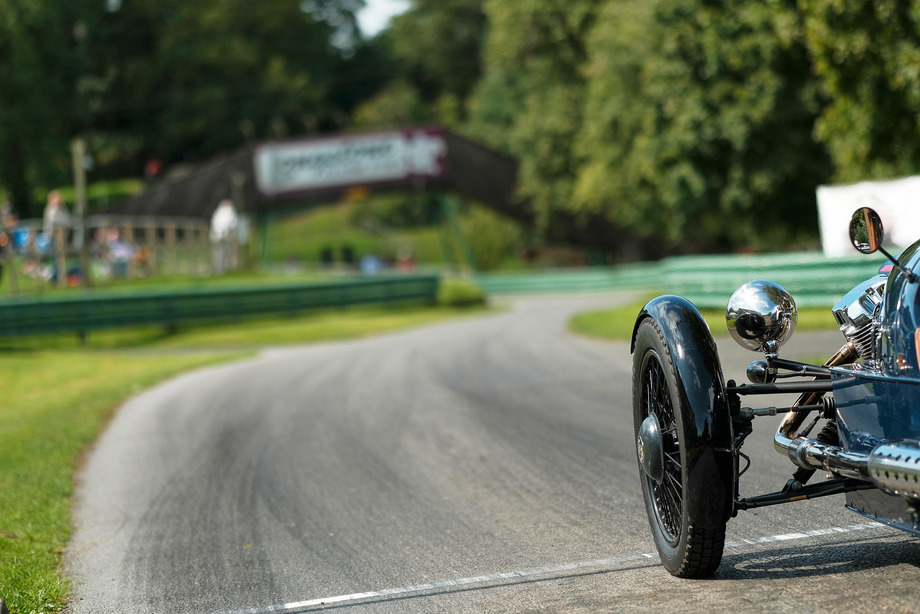Morgan Motor Company: Thrill On The Hill 2019 Collection Cover Photo