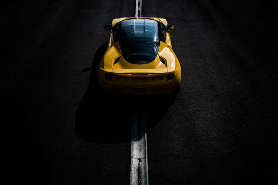 Lotus Evora Collection Cover Photo