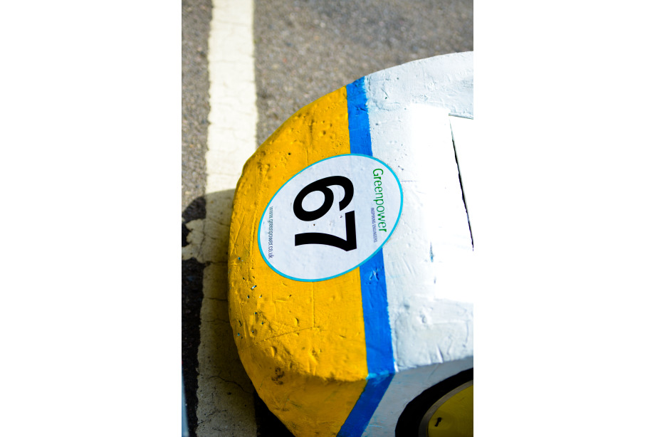Greenpower: IET F24 Goodwood Collection Cover Photo