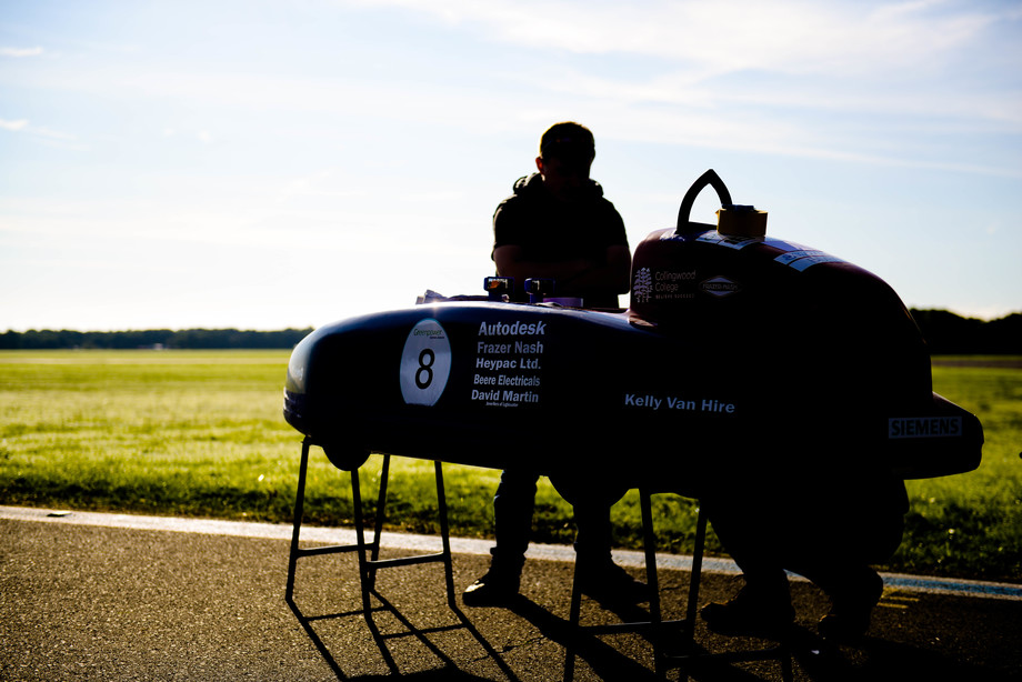 Greenpower: Dunsfold 2017 Collection Cover Photo