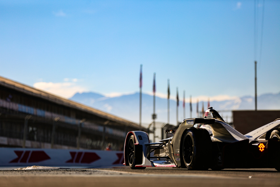 FIA Formula E: Marrakesh test 2019 Collection Cover Photo