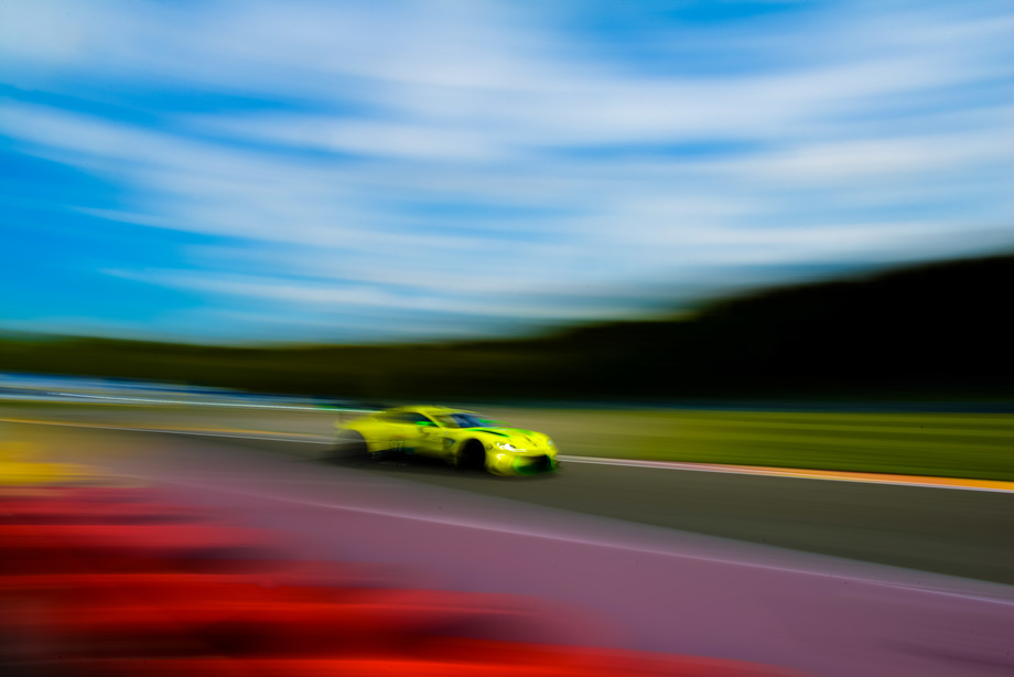 WEC: Spa 2018 Collection Cover Photo
