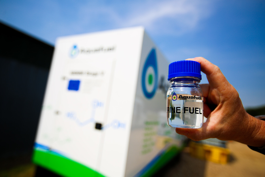 Aquafuel at Testing Symposium Collection Cover Photo