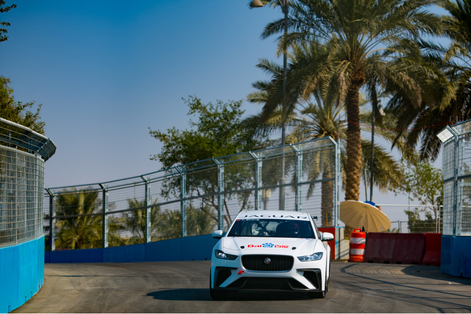 Jaguar i-Pace eTrophy: Riyadh 2018 Collection Cover Photo