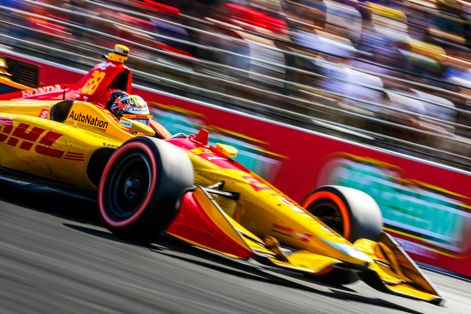 IndyCar: Portland 2019 Collection Cover Photo