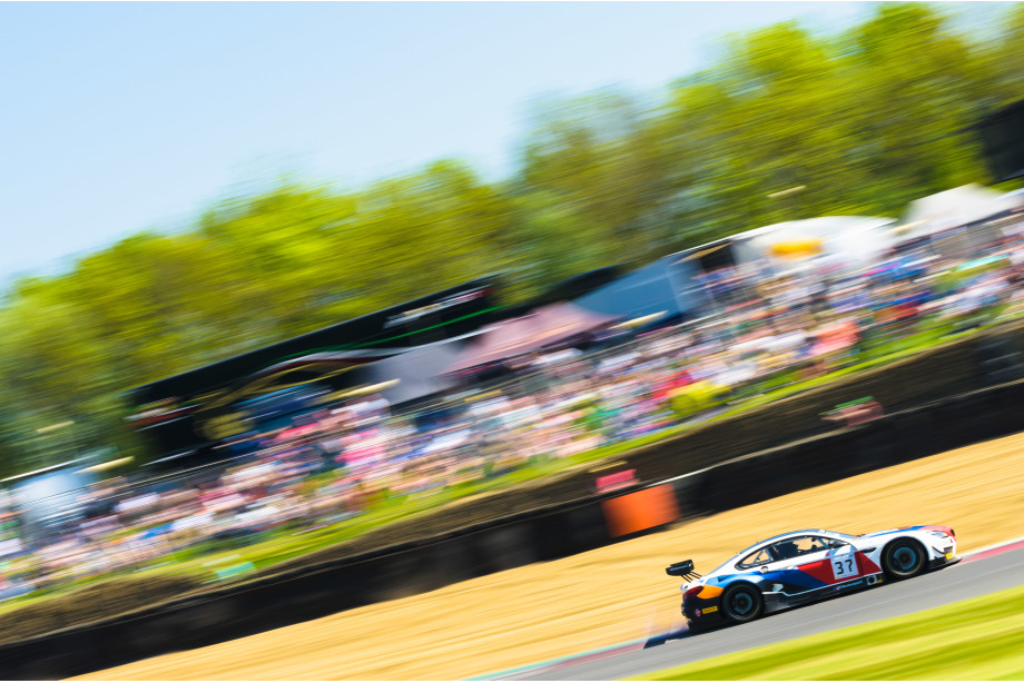 Blancpain GT: Brands Hatch 2018 Collection Cover Photo