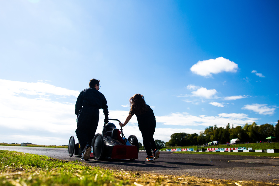 Greenpower: Castle Combe 2018 Collection Cover Photo