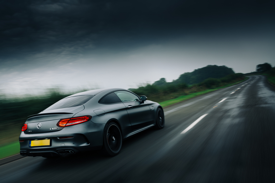Mercedes AMG C63S Collection Cover Photo