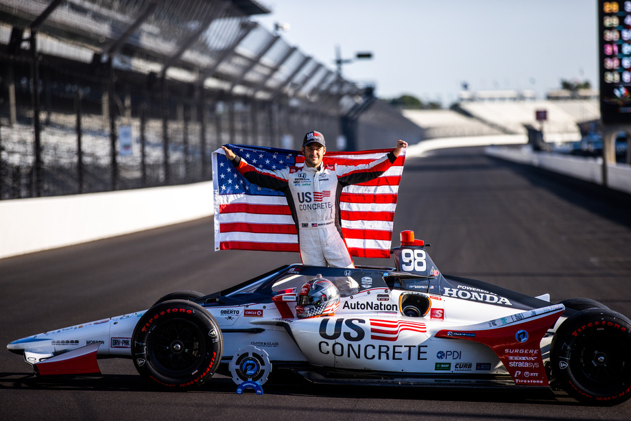 IndyCar: Indy 500 Practice + Qualifying 2020 Collection Cover Photo
