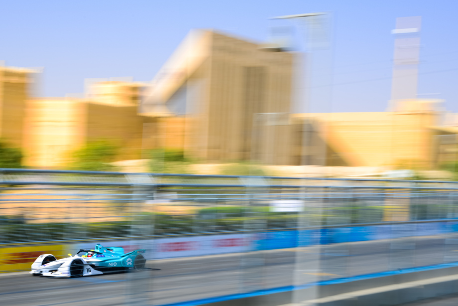 FIA Formula E: Riyadh test 2018 Collection Cover Photo