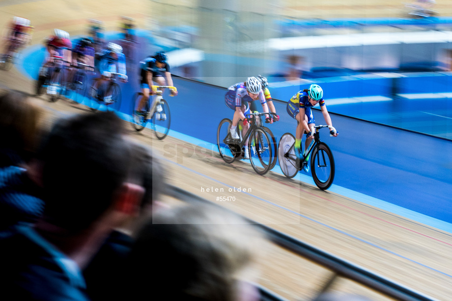 Spacesuit Collections Image ID 55470, Helen Olden, British Cycling National Omnium Championships, UK, 17/02/2018 15:55:31