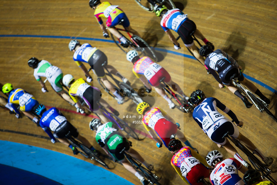 Spacesuit Collections Image ID 55528, Adam Pigott, British Cycling National Omnium Championships, UK, 17/02/2018 11:49:43