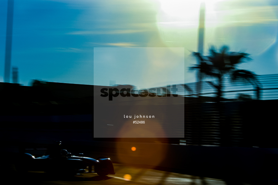Spacesuit Collections Image ID 52486, Lou Johnson, Marrakesh ePrix, Morocco, 13/01/2018 08:17:54