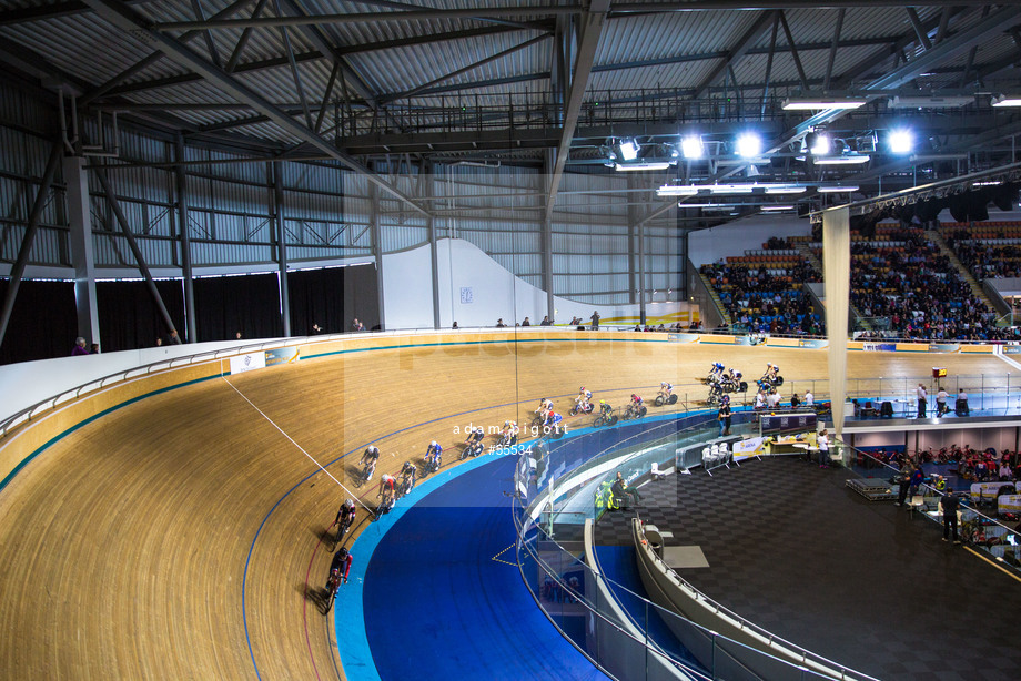 Spacesuit Collections Image ID 55534, Adam Pigott, British Cycling National Omnium Championships, UK, 17/02/2018 12:31:06