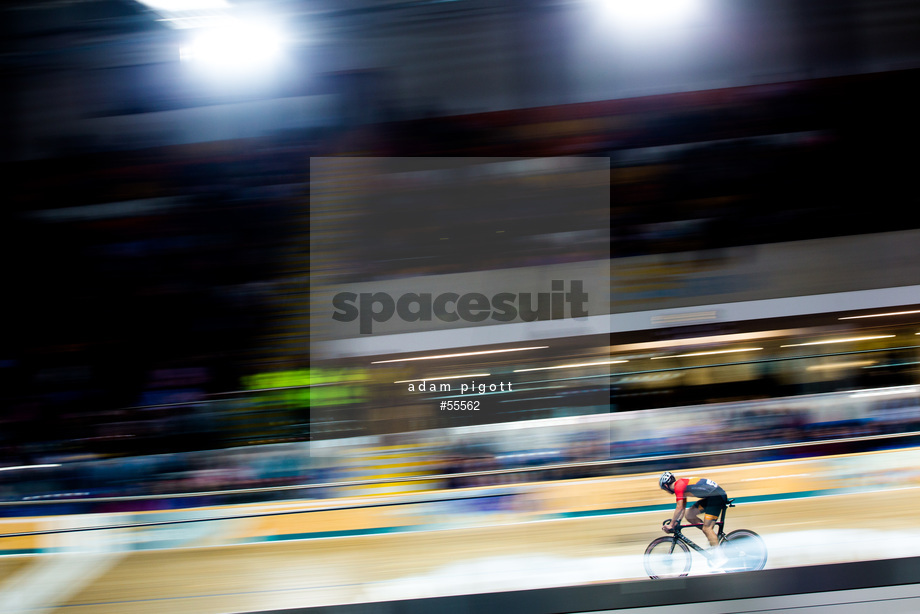 Spacesuit Collections Image ID 55562, Adam Pigott, British Cycling National Omnium Championships, UK, 17/02/2018 15:02:03