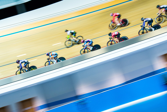 Helen Olden, British Cycling National Omnium Championships, UK, 17/02/2018 19:58:53 Thumbnail