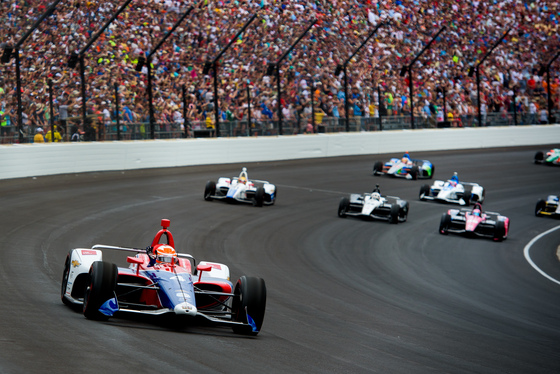 Peter Minnig, Indianapolis 500, United States, 26/05/2019 12:43:47 Thumbnail