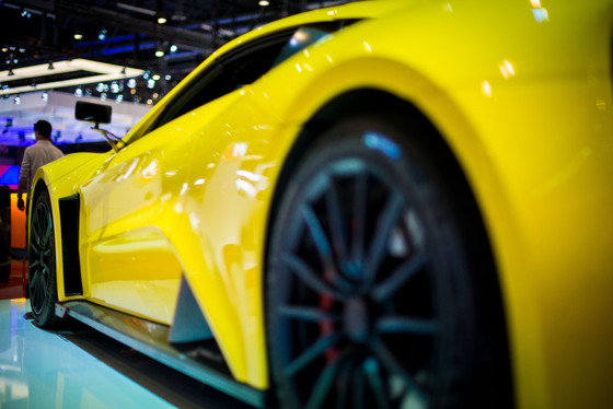 Marta Rovatti Studihrad, Geneva International Motor Show, Switzerland, 16/03/2017 13:20:54 Thumbnail