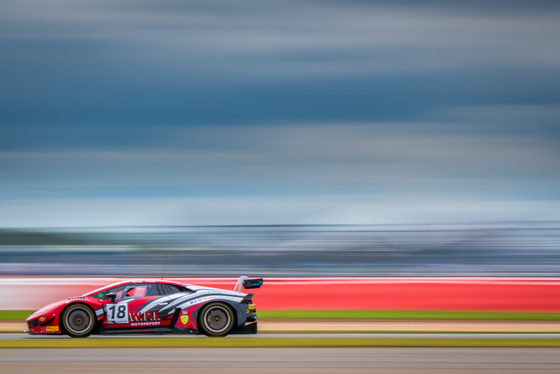 British GT: Silverstone 2019 Album Cover Photo