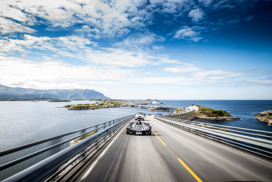 BAC Mono: Atlantic Road Trip 2017 Album Cover Photo