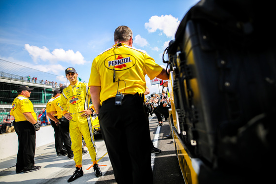 Andy Clary, Indianapolis 500, United States, 20/05/2018 17:03:58 Thumbnail