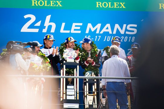 Lou Johnson, 24 hours of Le Mans, France, 17/06/2018 15:33:50 Thumbnail