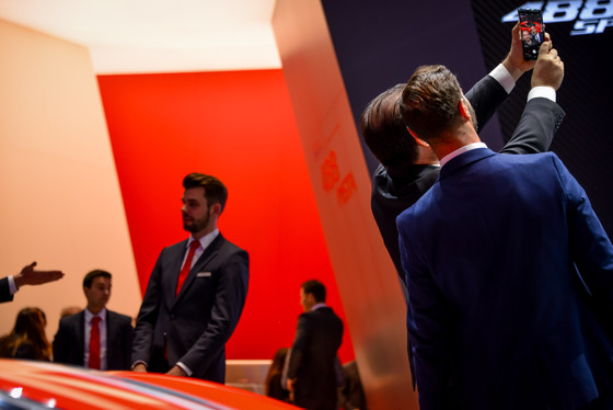 Marta Rovatti Studihrad, Geneva International Motor Show, Switzerland, 07/03/2018 16:47:36 Thumbnail