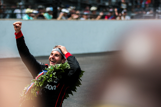Andy Clary, Indianapolis 500, United States, 27/05/2018 15:50:01 Thumbnail
