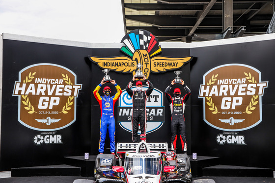Andy Clary, INDYCAR Harvest GP Race 1, United States, 02/10/2020 18:00:36 Thumbnail