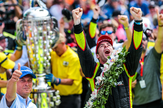 Andy Clary, Indianapolis 500, United States, 26/05/2019 16:07:21 Thumbnail