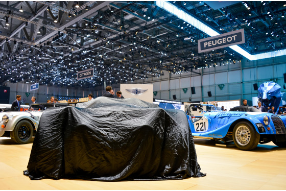 Marta Rovatti Studihrad, Geneva International Motor Show, Switzerland, 06/03/2018 12:58:31 Thumbnail