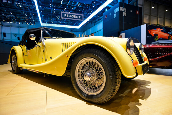 Marta Rovatti Studihrad, Geneva International Motor Show, Switzerland, 06/03/2018 13:26:36 Thumbnail