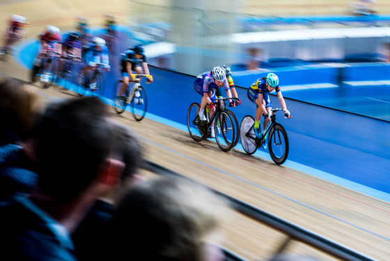 Helen Olden, British Cycling National Omnium Championships, UK, 17/02/2018 15:55:31 Thumbnail