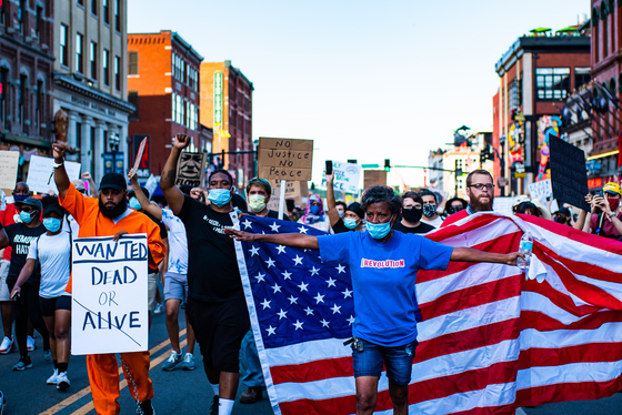 Kenneth Midgett, Black Lives Matter Peaceful Protest, United States, 14/06/2020 16:47:20 Thumbnail