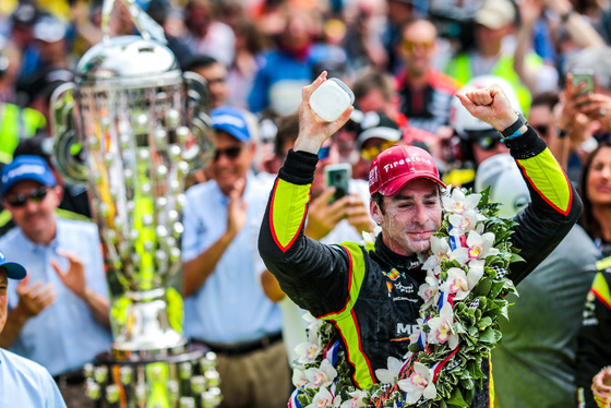 Andy Clary, Indianapolis 500, United States, 26/05/2019 16:07:42 Thumbnail