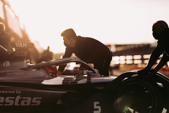 ABB Formula E: Valencia Preseason Test 2020 Album Cover Photo