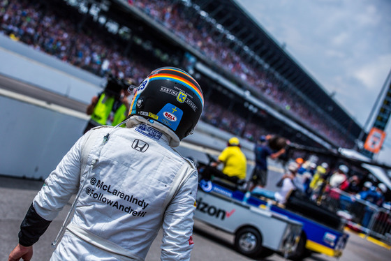 Andy Clary, Indianapolis 500, United States, 28/05/2017 15:25:02 Thumbnail