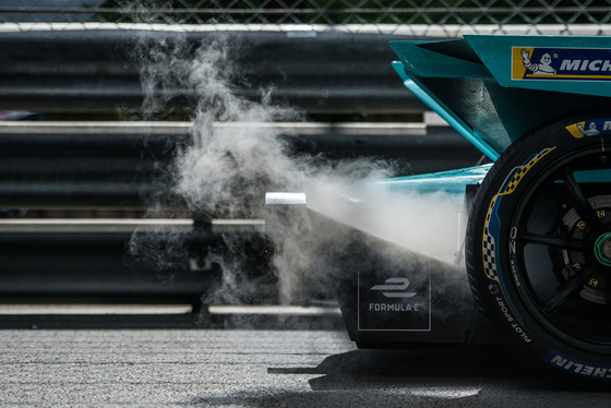 FIA Formula E: Monaco 2019 Album Cover Photo