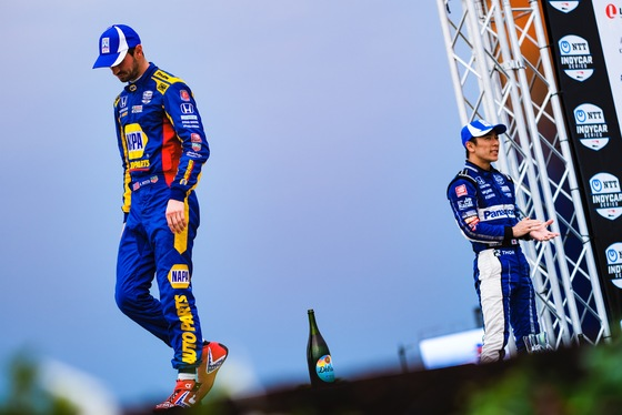 Jamie Sheldrick, Chevrolet Detroit Grand Prix, United States, 01/06/2019 18:36:50 Thumbnail