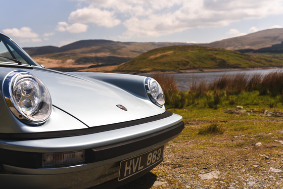 Dan Bathie, Electric Porsche 911 photoshoot, UK, 03/05/2017 11:59:43 Thumbnail