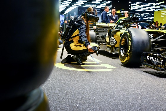 Marta Rovatti Studihrad, Geneva International Motor Show, Switzerland, 07/03/2018 10:46:36 Thumbnail
