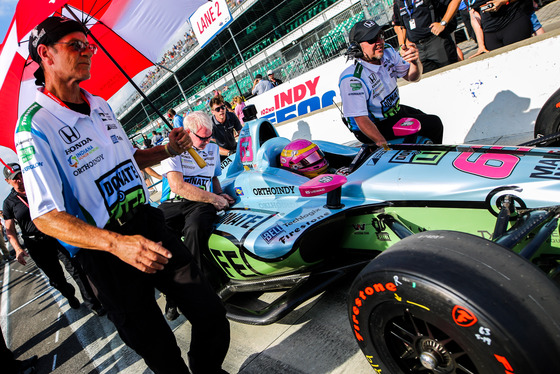 Andy Clary, Indianapolis 500, United States, 19/05/2018 17:43:05 Thumbnail
