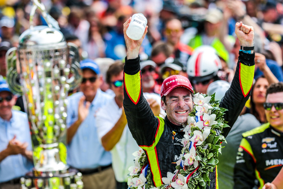 Andy Clary, Indianapolis 500, United States, 26/05/2019 16:07:41 Thumbnail