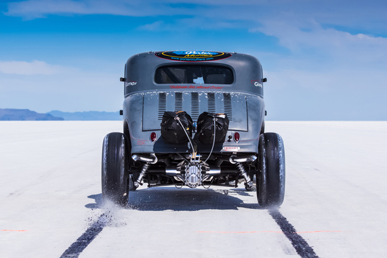 Bonneville Speed Week 2016 Album Cover Photo