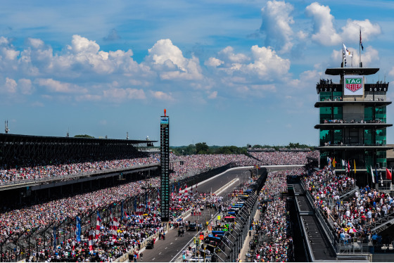 Andy Clary, Indianapolis 500, United States, 27/05/2018 11:52:38 Thumbnail