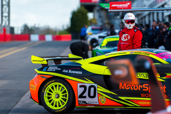 Nic Redhead, British GT Media Day, UK, 05/03/2019 15:05:36 Thumbnail
