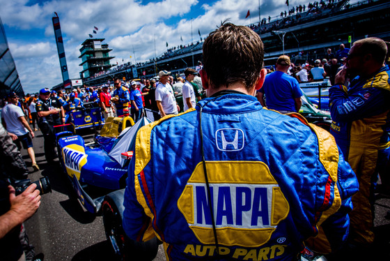 Andy Clary, Indianapolis 500, United States, 28/05/2017 11:02:37 Thumbnail